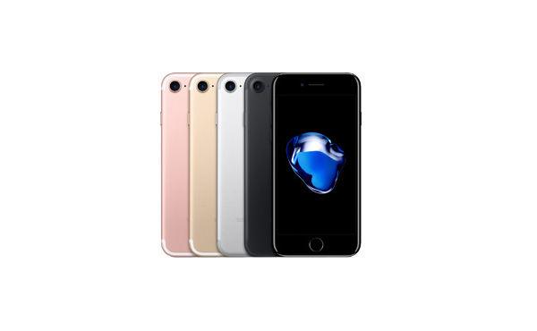 携帯大手3社、iPhone7の販売価格発表