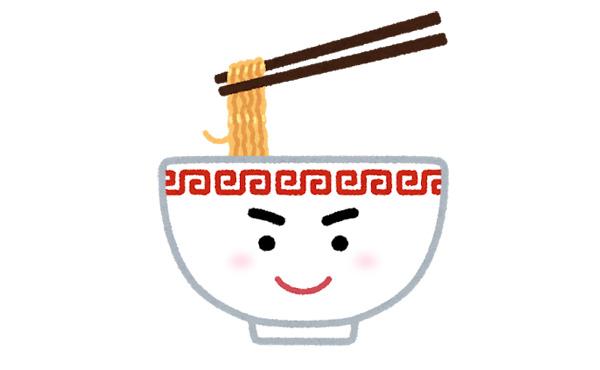 【画像】トンカツラーメンライス(690円)шшшшшшшшшшшш