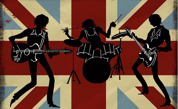 イギリスの偉大なロックバンドで打線組んだで