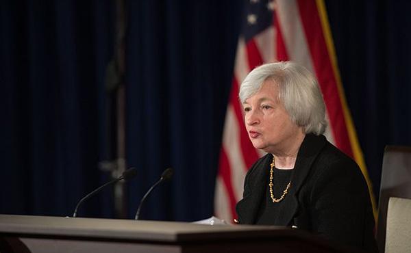米FRBイエレン議長、12月利上げを明確に示唆