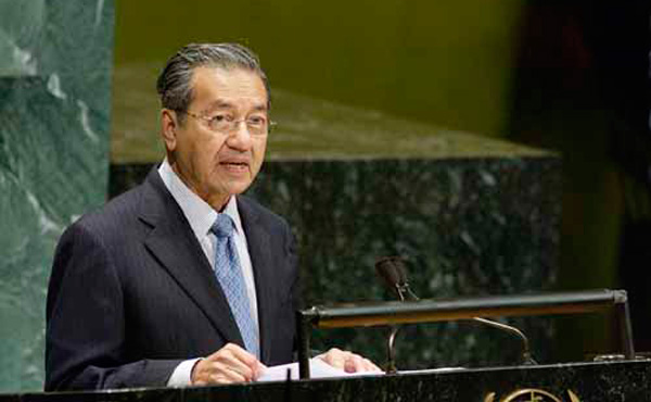 マレーシア、6月1日に消費税廃止 総選挙で約束