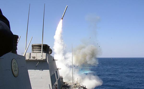 米シリア攻撃で防衛関連株が上昇、「トマホーク」製造元など