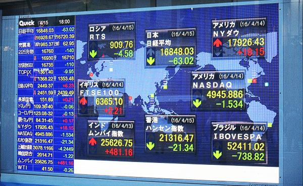 【経済】来週の日本株は戻り試す、調整後の買い戻しが優勢