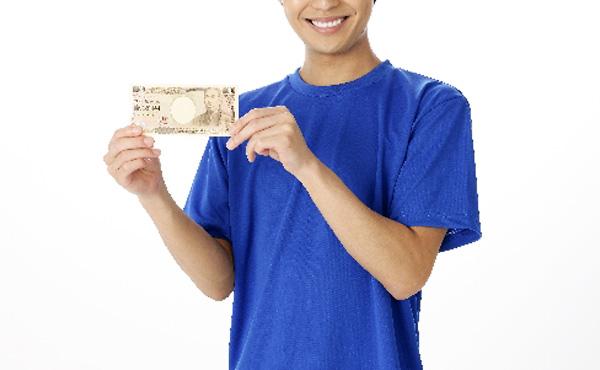 少額会計で1万円札出す奴wwww