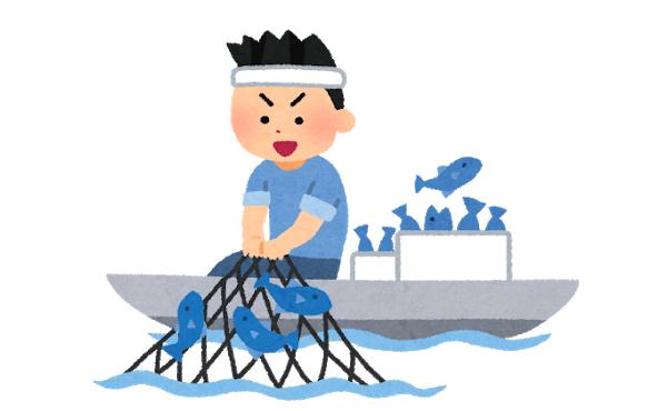 漁師の勤務時間ワロタwwww