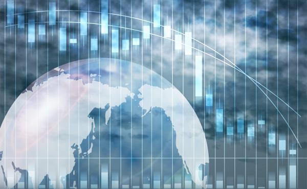 NYダウ平均株価 1000ドル超下落 新型ウイルスの経済影響 深刻の見方