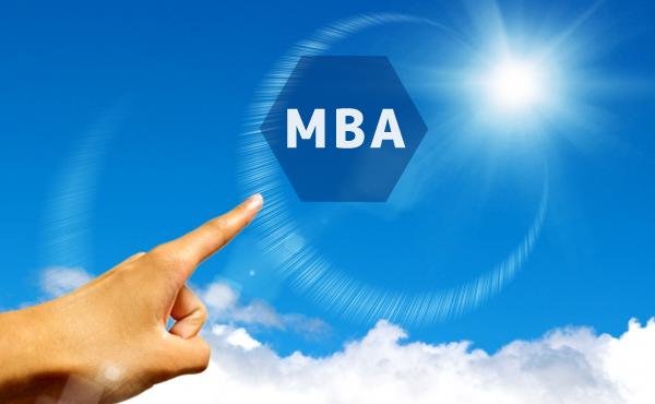 彡(゚)(゚)「・・・MBA?」