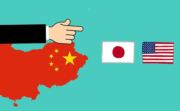 中共機関紙「対中国で日米は一枚岩ではない。日本を味方につけ日米を分断せよ!」