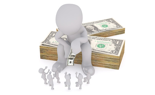 今の世の中は お金を稼ぐ ってことが目的になってて何かおかしいよな?