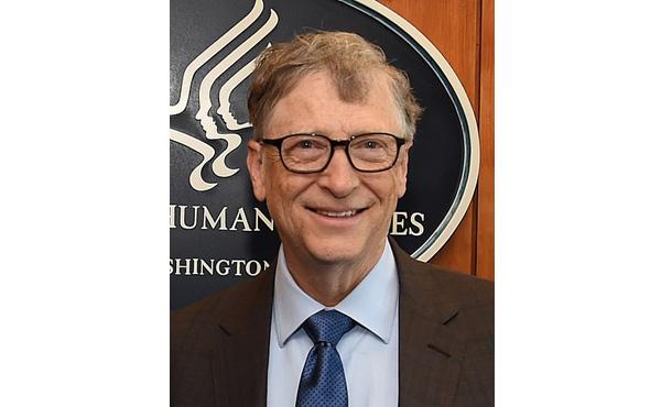 【朗報】ビル・ゲイツさん(64)世界一の富豪に返り咲き 生涯で払ってきた税金はなんと100億