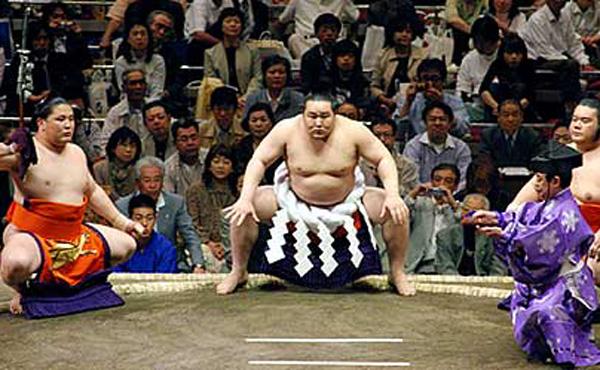 AbemaTV「朝青龍を押し出したら1000万円」大晦日に放送決定!おまえら応募しろよ
