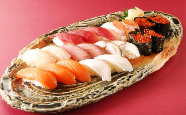 同じ金額だすなら刺身より寿司だよね