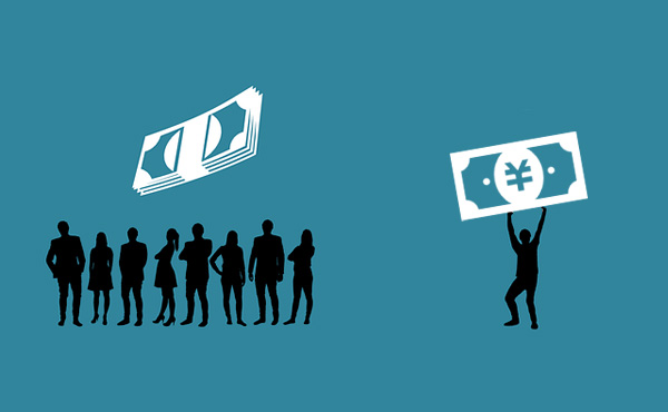 外国人「稼げるのは社会のお陰。一部は寄付しよう」 日本人「稼げるのは俺の力。寄付は絶対にしない」