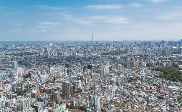 東京の人口増、止まらない…