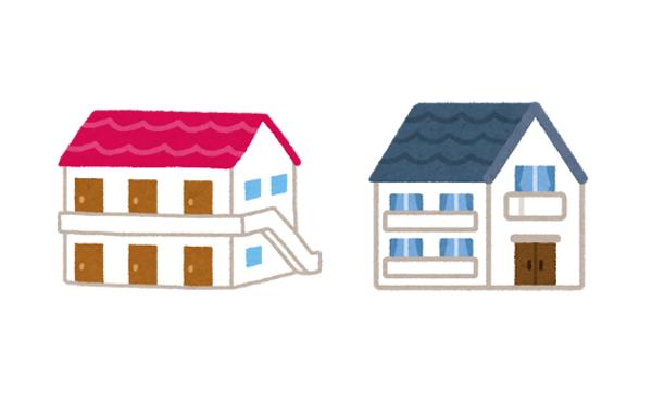 賃貸と持ち家とどっち派?