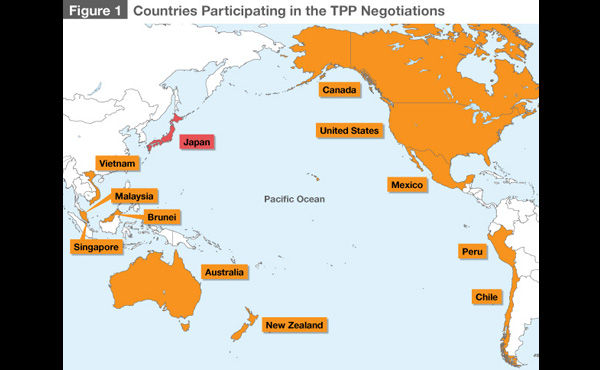 速報 TPP合意へ!!
