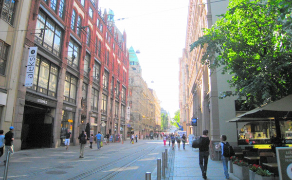 北欧の社会福祉について解説する