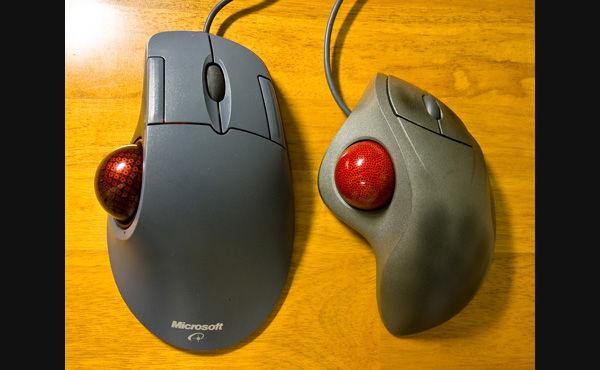 トラックボールマウス買った結果wwwwwwwwww
