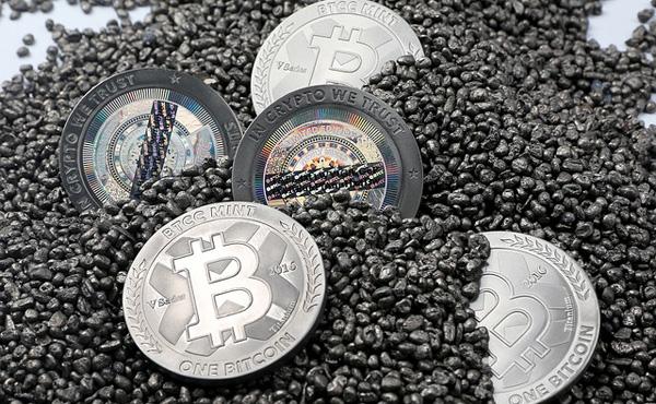 ビットコインなど仮想通貨について話をしたい