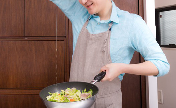 男の自炊料理でコスパ最高って…