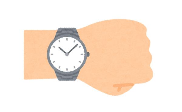 ボーナス出たから時計買った