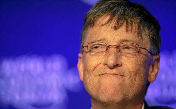 ビル・ゲイツの資産が9兆円突破wwwwwwwwwww