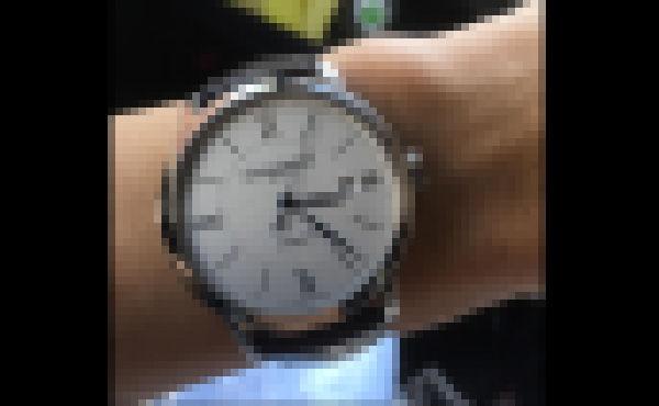 カッコいい時計買ったったwww