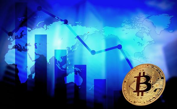 【ビットコイン】一時1万4000ドル割れ…今月の高値からの下げは30%を超える