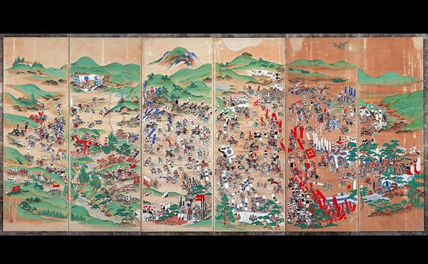 慶長6年(1600年)関ヶ原の戦い直前の大名石高ランキングwww