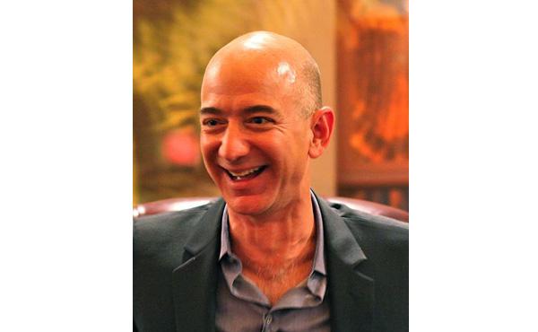 Amazon CEOのジェフ・ベゾス、資産9兆円突破で「世界一の富豪」視野に