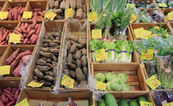 ワイ将、野菜は八百屋で買うのが最強と気づく