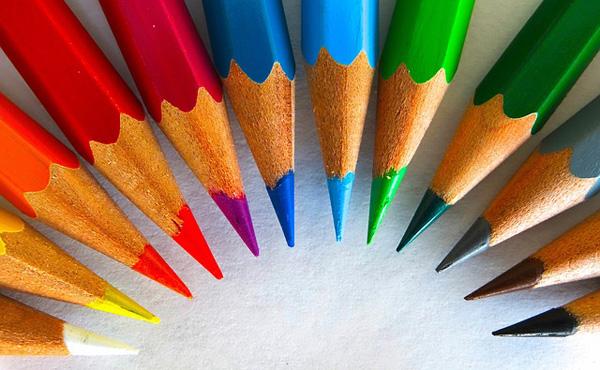 500色の色鉛筆買ったんだが…