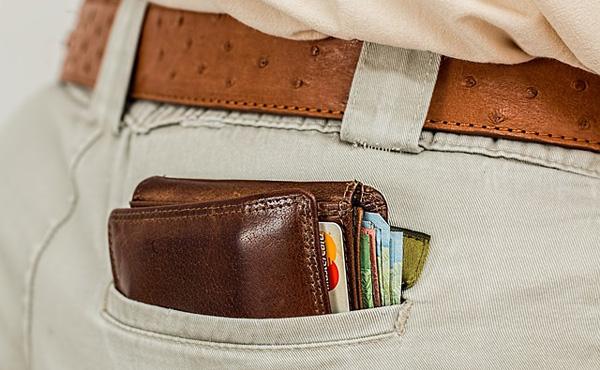 クレジットカードの入った財布紛失した…