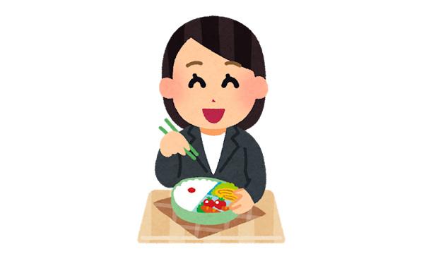 【画像】昼飯代300円のOLが発見される