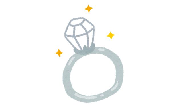資産価値のある婚約指輪を贈りたいんだが