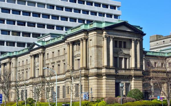 日銀、金利1%上昇で時価の減少幅は26兆5000億円に拡大