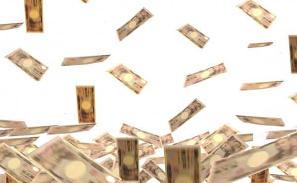 税収1兆円上振れ 17年度58兆円台、企業業績が好調 過去30年間で3番目に多い水準