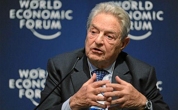 ジョージ・ソロス「世界の市場は2008年のような危機に直面」