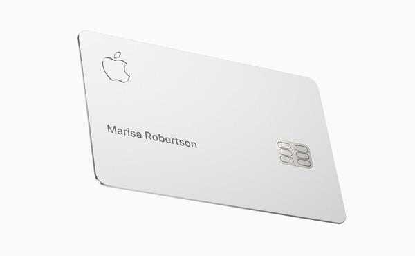 Appleが独自のクレジットカード「Apple Card」を発表 iPhoneと連動させ使用