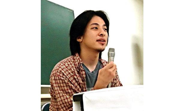 【悲報】西村ひろゆき「政治や経済の話をする奴は底辺しかいない」