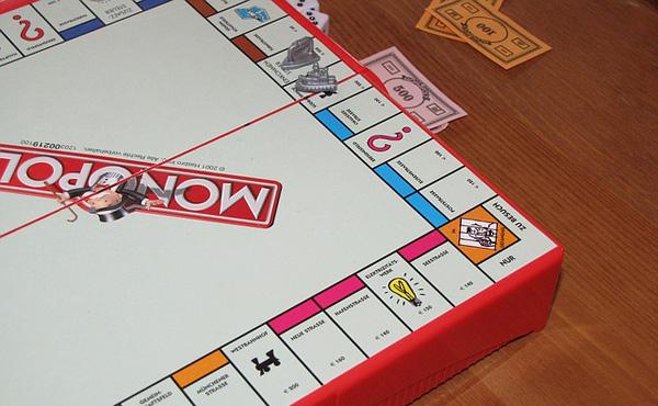 モノポリーってボードゲーム知ってるか?