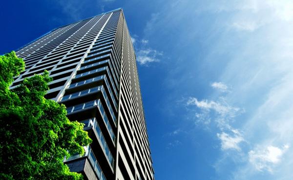 3億あれば東京の超高層マンションの一番上で暮らせる