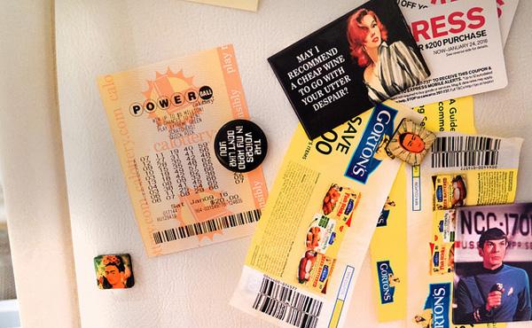 【朗報】宝くじで610億円当てる→【悲報】当選者は身分を明らかにするルールがあることが判明