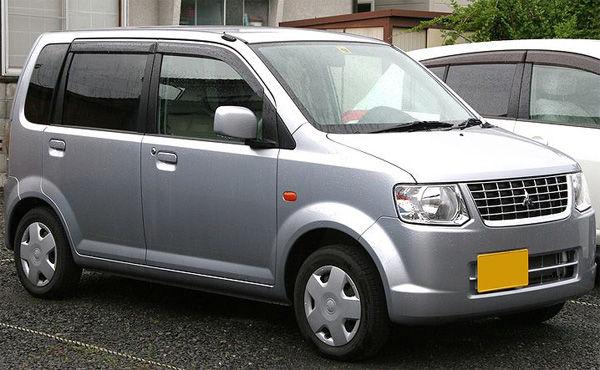 三菱軽自動車4車種、中古価格10~15%程度値下がり