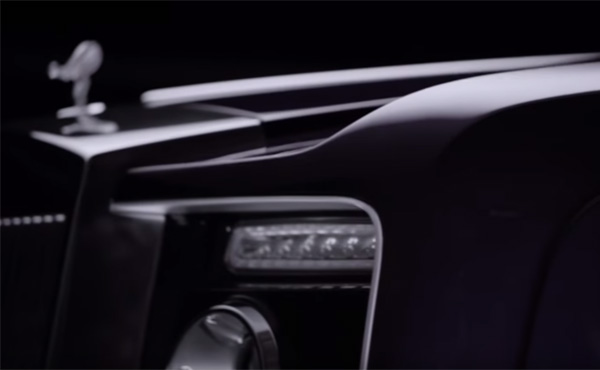 ロールスロイスが世界最高額の新型自動車を発表 1台なんと約14億円