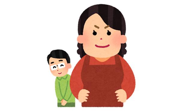 【悲報】夫以上に稼いでる妻の割合wwωwωwwωwwω