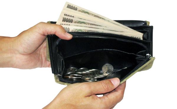 ワイ「585円か」←1000円出して端数が無いか財布を見る