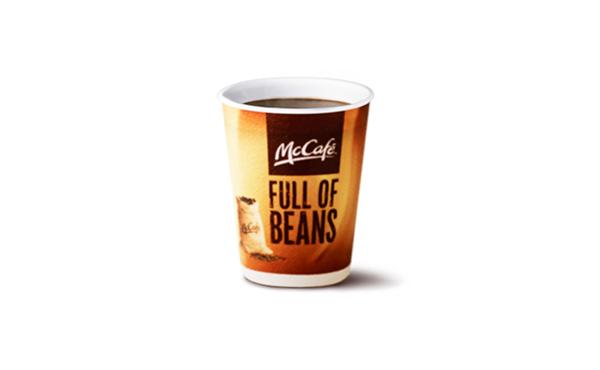 マクドナルドで100円コーヒーが無料に 16日から5日間