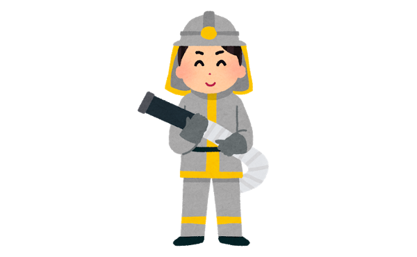 消防士「今日も緊急時に備えて筋トレするか~」年収500万