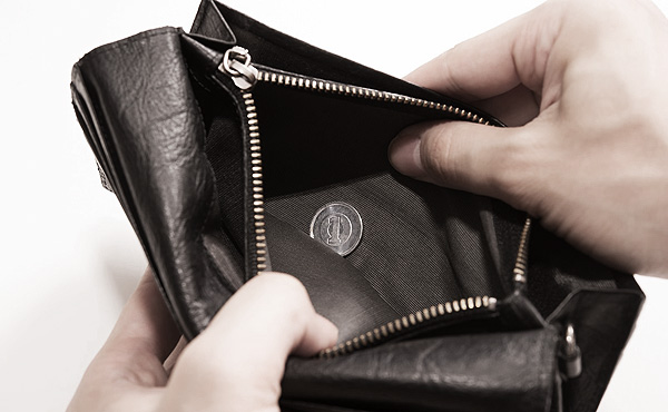 本当に貯金がなくなってヤバいときはどうすればいい?